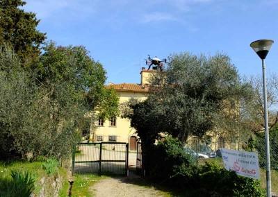 Rilievi dell'Area del Colle del Pionta ad Arezzo 14
