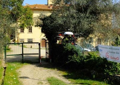 Rilievi dell'Area del Colle del Pionta ad Arezzo 15