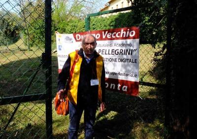 Rilievi dell'Area del Colle del Pionta ad Arezzo 16