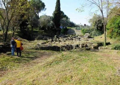 Rilievi dell'Area del Colle del Pionta ad Arezzo 17