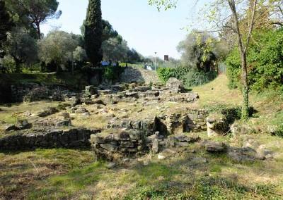 Rilievi dell'Area del Colle del Pionta ad Arezzo 18
