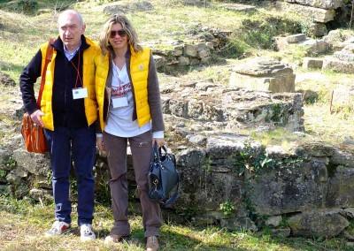Rilievi dell'Area del Colle del Pionta ad Arezzo 19