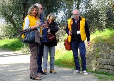 Rilievi dell'Area del Colle del Pionta ad Arezzo 2