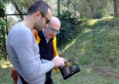Rilievi dell'Area del Colle del Pionta ad Arezzo 24