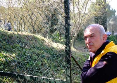 Rilievi dell'Area del Colle del Pionta ad Arezzo 25