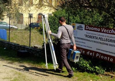 Rilievi dell'Area del Colle del Pionta ad Arezzo 27