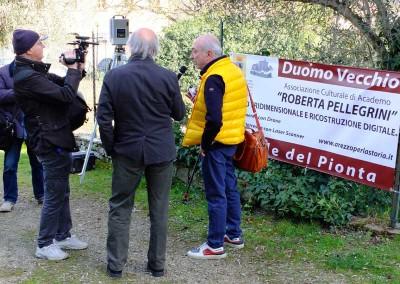 Rilievi dell'Area del Colle del Pionta ad Arezzo 6