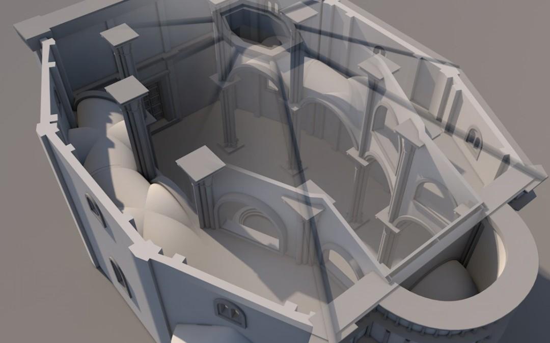 Le cattedrali del Colle del Pionta al Convegno internazionale CHNT a Vienna
