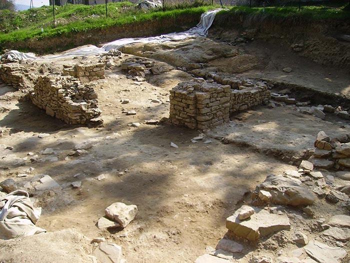 l'Archeologica finalizzata ad una maggior fruizione dell'area Pionta