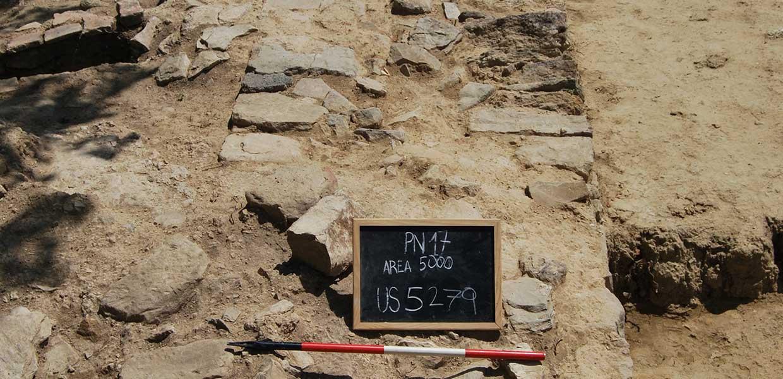 Ritrovamenti Scavi archeologici Colle del Pionta Arezzo 2017
